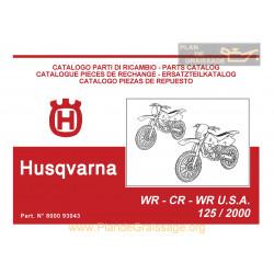 Husqvarna Cr Wr 125 2000 Pl