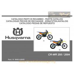 Husqvarna Cr Wr 250 2004 Pl
