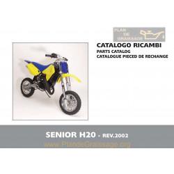 Husqvarna Senior H2o 2002 Pl