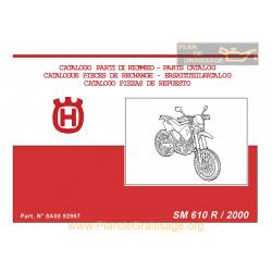 Husqvarna Sm 610r 2000 Pl