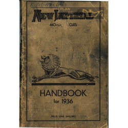 Imperial 1936 Manuale Officina