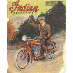 Indian Motorcycle 1917 Vintage