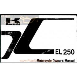 Kawasaki El 250 Ma