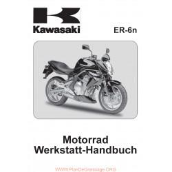 Kawasaki Er 650 Manual De Intretinere