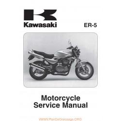 Kawasaki Er5 2004 Manual De Reparatie