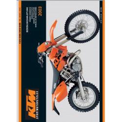 Ktm 125 200 250 300 Sx Mxc Exc 2003