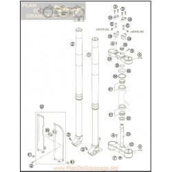 Ktm 125 Sx 2006 Parts List Microfiche