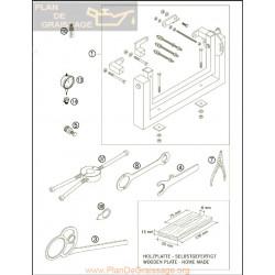 Ktm 200 Xc 2006 Parts List Microfiche
