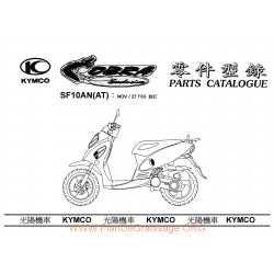 Kymco Cobra Exklusiv 2004