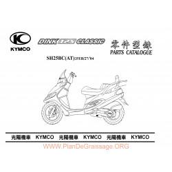 Kymco Dink125 2004