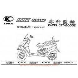 Kymco Dink50 2004