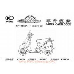Kymco Djw50 2004