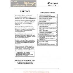 Kymco Filly 50 Lx Manual De Reparatie