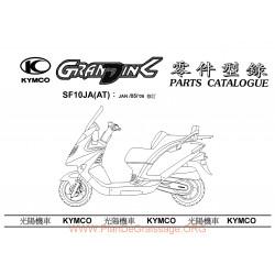 Kymco Grand dink 50 2005