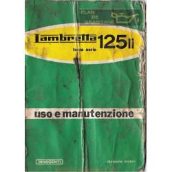 Lambretta 125 Li Terza Serie Ma