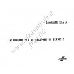 Lambretta 150d Ld Manuale Dofficina