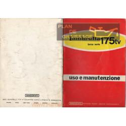Lambretta 175 Tv Terza Serie Ma