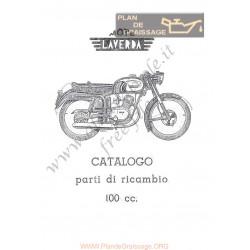 Laverda 100 Sport Turismo 1950 1960 Cat