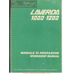 Laverda 1000 1200 Manual Taller