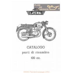 Laverda 100cc Ca Piece