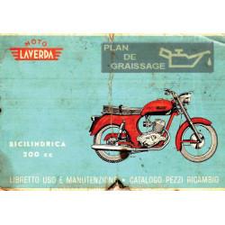Laverda 200cc Bicilindrica Ma Ca