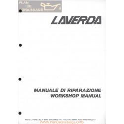 Laverda 350 500 Version 1978 1982 Manual De Taller It Gb