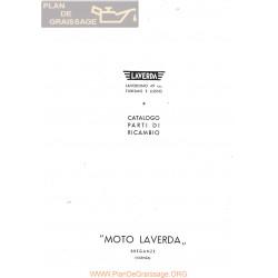 Laverda Laverdino 49 4t Turismo Sport Despiece Italiano