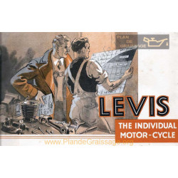 Levis Catalogo All Model 1938