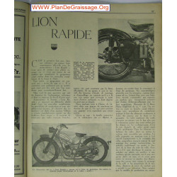 Lion Rapide 100 125 200 Cc