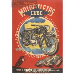 Lube 125cc Despiece