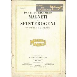 Magneti Marelli Cat Ricambi 1931