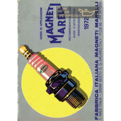 Magneti Marelli Guida Di Applicazione 1972