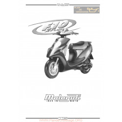 Malaguti F10 Service Manual