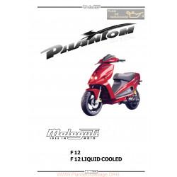 Malaguti F12 Service Manual