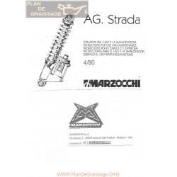 Marzocchi Amortiguador 4 80 Uso Y Mantenimiento
