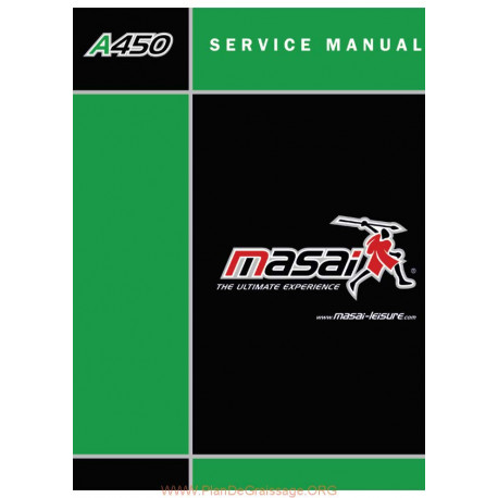 Masai A 450 Manual De Reparatie