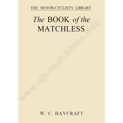 Matchless 1931 Manualul Motocicletei Matchless