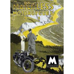 Matchless 1935 Informatii Tehnice