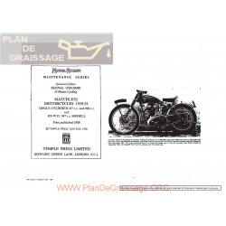 Matchless 347 Cc 498 Motorcycles 1939 1955