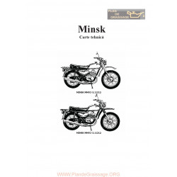 Minsk Mmvz Manual