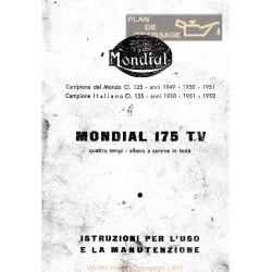 Mondial 175 Tv Ma 1949 1952
