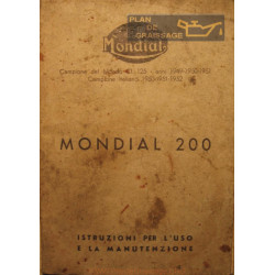 Mondial 200 Ma 1949 1952