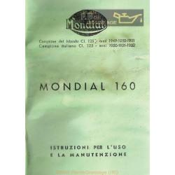Mondial Champion 160 Mu 1949 1952