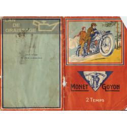 Monet Goyon 147cc Mod Zct Y 250cc Mod At Mf Y 350cc Mod Nf Engrase Y Mantenimiento