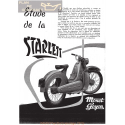 Monet Goyon 98 Cc Y 115 Cc Starlett Estudio Frances
