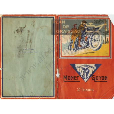 Monet Goyon Uso E Manutenzione