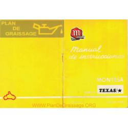 Montesa 175 Texas Manual Instruction