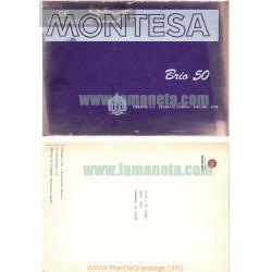 Montesa Brio 50 Cc Despiece