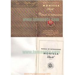 Montesa Brio 81 Manual De Instrucciones