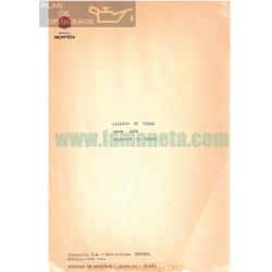 Montesa Cappra 250 Mx Modificaciones Laminas
